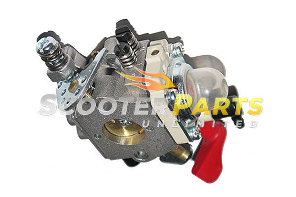 Performance Carburetor For Goped Big Foot Sport X Ped Stand Up Gas Scooter 23cc