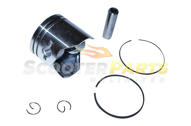 Piston Kit Ring For 26cc HPI Racing FUELIE 26S K26 Engine Motor RC Car Truck
