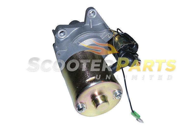 Electric Starter Solenoid Go Kart 4 Wheelers Hammerhead HH Mudhead 80T 208cc