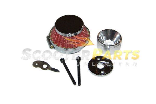Air Filter Cleaner Parts For Gas Fuelie 30cc 30.5cc  Engine Motor RC CAR TRUCK
