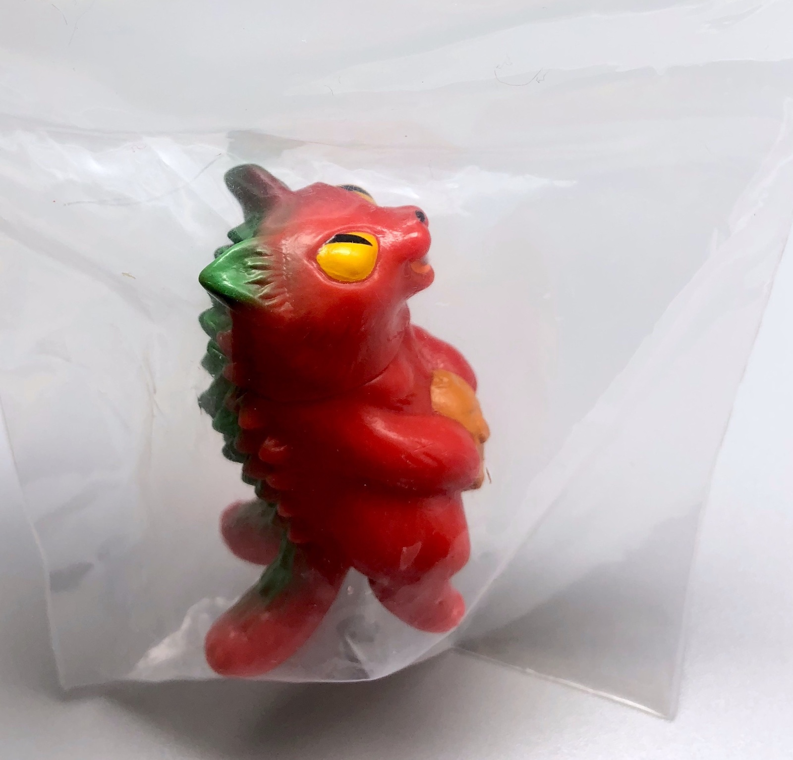 Max Toy Red Micro Negora Mint in Bag
