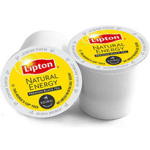 Lipton Natural Energy Tea, 72 count K cups, FREE SHIPPING - $52.99