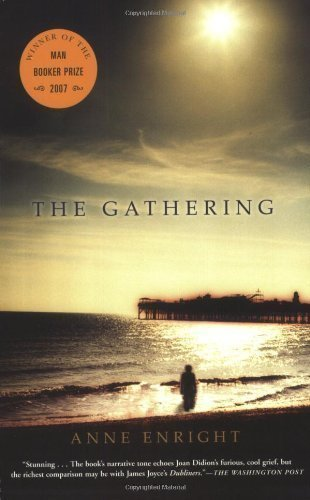 The Gathering...Author: Anne Enright (used paperback)