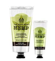 The Body Shop Hemp Hand Protector Duo Set - $27.39
