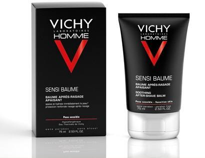 Vichy homme sensibaume ca after shave 75ml enlarge