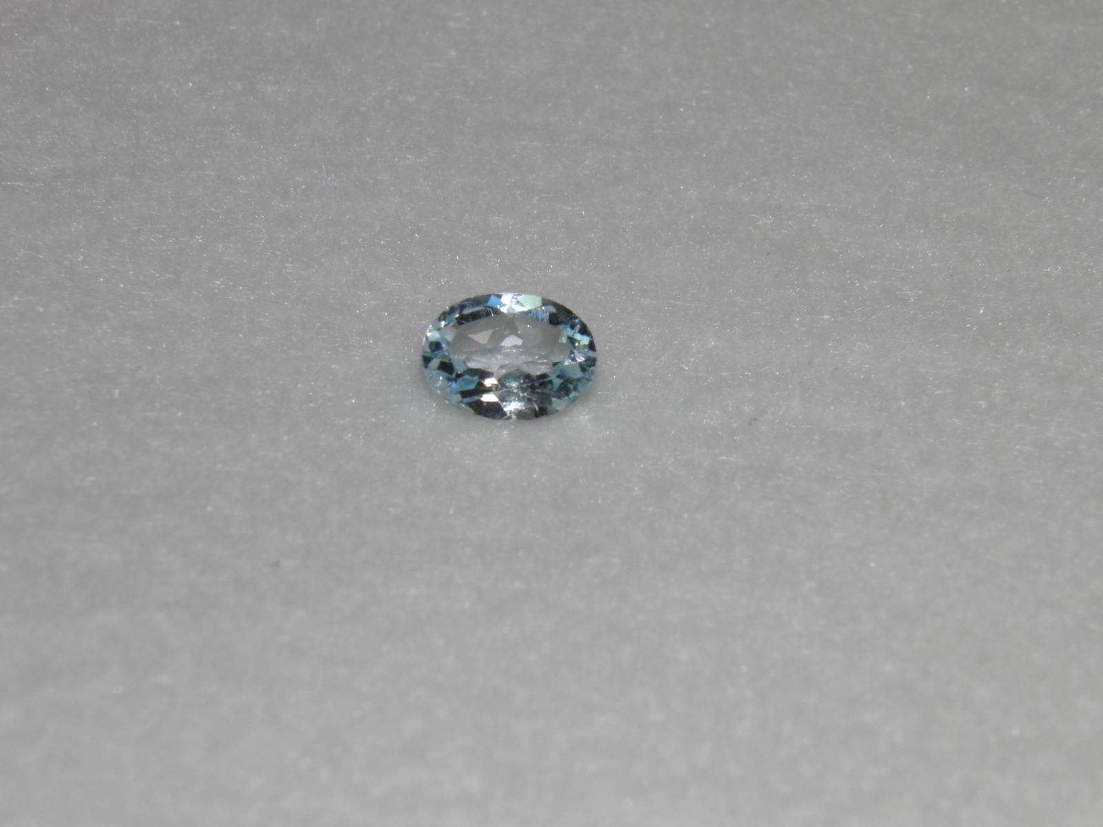 New 1.75ct Oval Solitaire Sky / Swiss Blue Topaz Calibrated 9x7mm Fits Settings