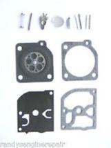 Zama RB-137 C1Q-EL33 Carburetor Repair Kit for Husqvarna 338XPT 334T OEM Genuine - $13.48