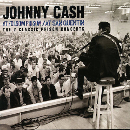 Johnny Cash  ( Prison Concerts )