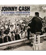 Johnny Cash  ( Prison Concerts ) - $12.98