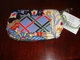 Vera Bradley Versailles Clip Zip ID Case - $20.49