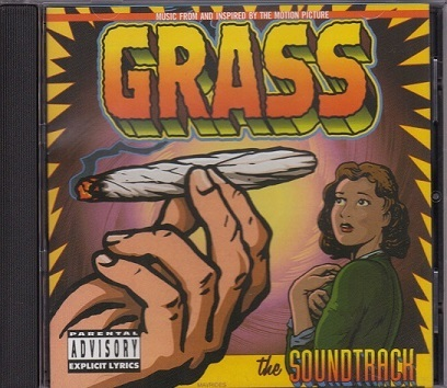 various artists: Grass (music from and inspired by the motion picture, used CD)
