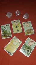 Madame Lenormand Reading With Five Cards. One Question - $25.55