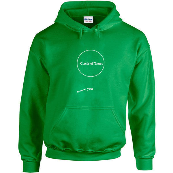 064 Circle of Trust Hoodie movie fockers funny vintage cool NEW ALL SIZES/COLORS