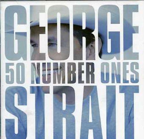 george strait 50 number ones - photo #3