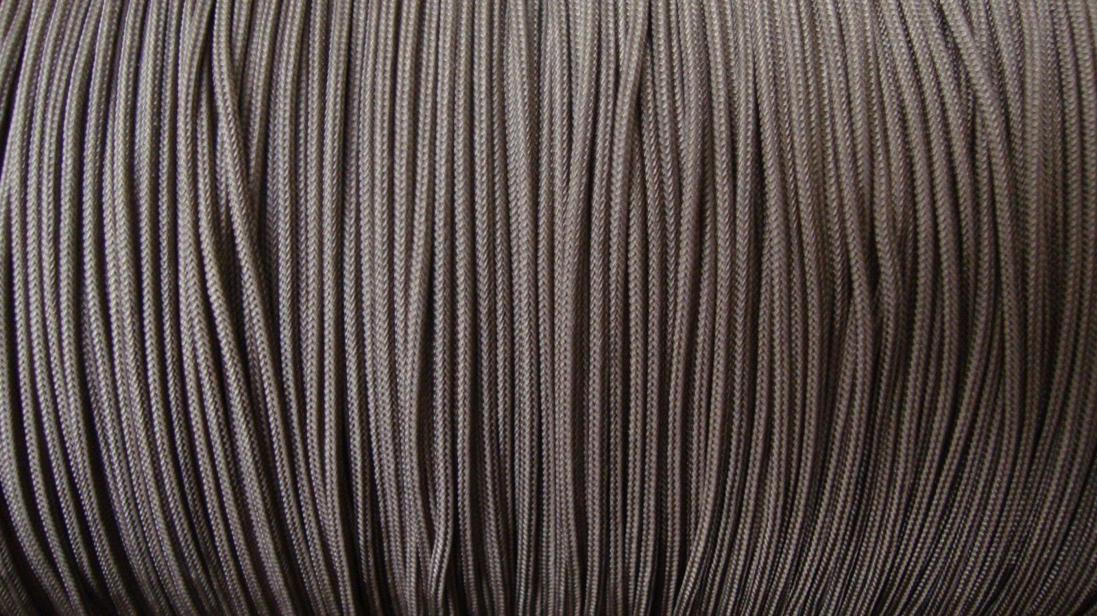 60 FEET:1.8mm CHOCOLATE LIFT CORD for Blinds, Roman Shades and More