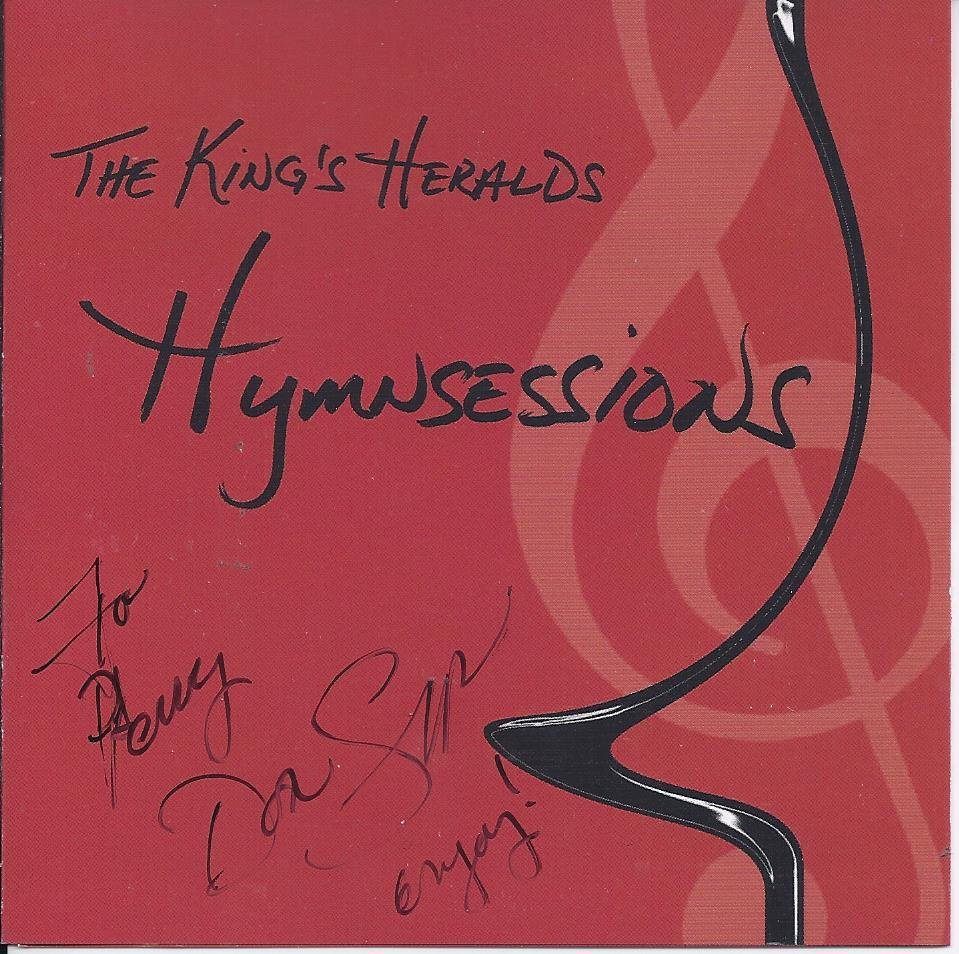 Hymnsessions cd