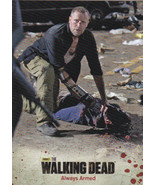 THE WALKING DEAD - SEASON THREE - Part 2 - **ALWAYS ARMED** #37 ONLY 99 ... - $0.99