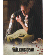 THE WALKING DEAD - SEASON THREE - Part 2 - **HOLDING OUT** #24 ONLY 99 C... - $0.99