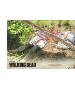 THE WALKING DEAD - SEASON THREE - Part 2 - **CRASH LANDING** #5 ONLY 99 ... - $0.99