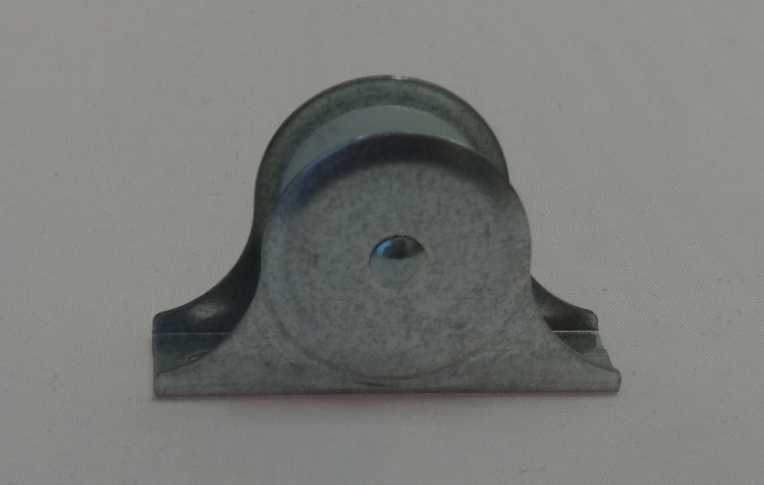 Smooth-Wheel Metal Pulley / Cord Guide  for Roman & Other Shades and More!