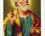Laminated prayer card   san pedro 300.0063 001 thumb155 crop