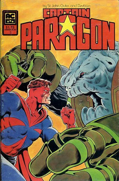 Captain paragon  3