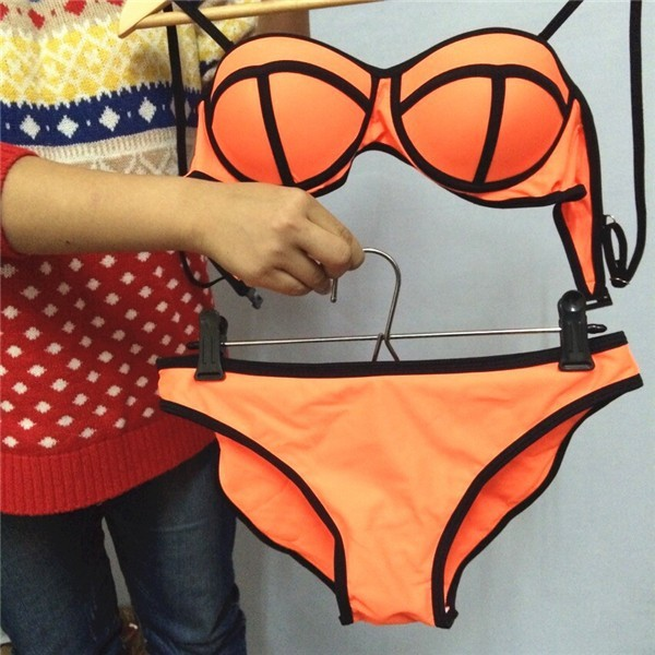 Women's Sexy Bikini Triangle Bra Bikinis Hot Swimsuits #2 Swimwear Beachwear