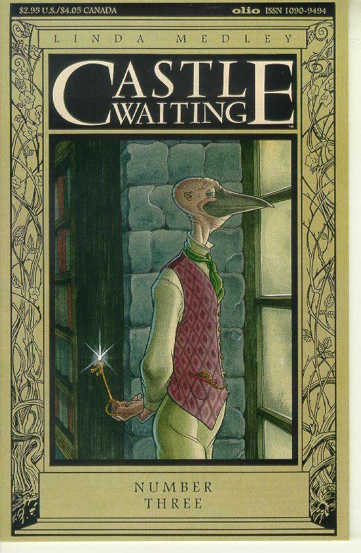 Castle waiting  3