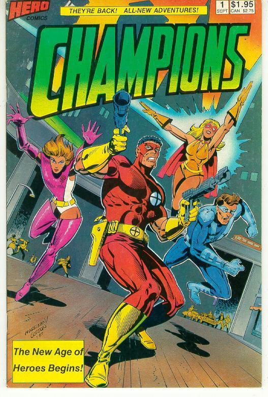 Champions  01  hero comics
