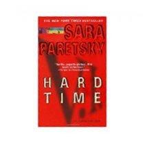 Hard Time: A V.I. Warshawski Mystery...Author: Sara Paretsky (used paper... - $7.00