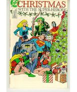CHRISTMAS WITH THE SUPER-HEROES #1 (DC Comics, 1988) NM! - $2.50