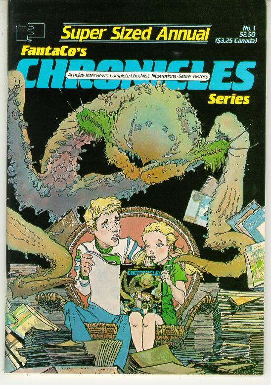 Chronicles annual