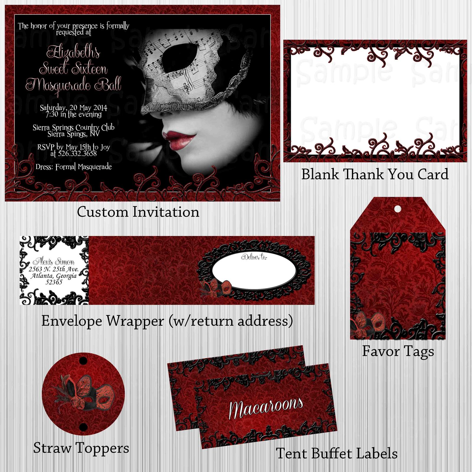 Red   black package 1