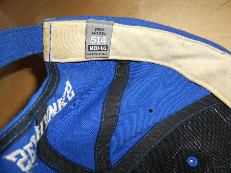 vintage seattle sheahawks cap adjustable by richardson pro modle 514 size m-l