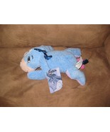 "EEYORE SQUEAK BABY TOY Brand New DISNEY Licensed Plush NWT With Tags 9"" - $12.00"