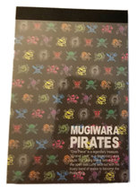 "One Piece Anime ""Mugiwara Pirates"" 40 Page Mini-Notepad * FUNimation (A) - $4.88"