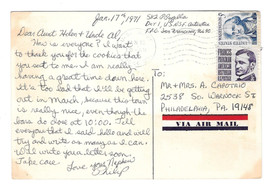 Antarctica Operation Deepfreeze Cancel US Navy 17046 BR on NZ PPC 1971 U... - $4.74