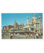 Atlantic City NJ Boardwalk Hotels Marlborough Shops Vintage Freeman Post... - $6.36