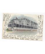 Atlantic City NJ Pennhurst Hotel UDB 1906 Postcard - $9.95
