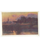 Austria Wiener Kunst Vintage Art Postcard 720/5 - $4.74