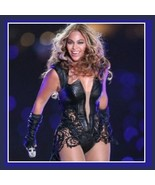 Exotic Black Lace Faux  PU Leather Teddy Bodysuit Celebrity Lingerie Sta... - $77.95
