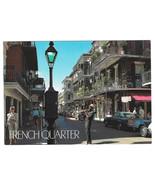 Louisiana New Orleans Street Musician French Quarter Vtg Postcard 4X6 LA - $6.36