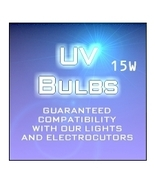 15W UV Replacement Bulb for Fly-Zapper PRO 30/20 2 Pack - $38.29