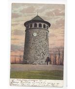 DE Wilmington Water Tower Vintage 1907 UDB Postcard - $5.41