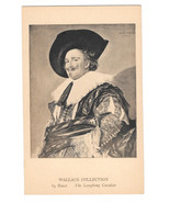 Frans Hals Laughing Cavalier Vtg Postcard Wallace Collectioin - $4.74