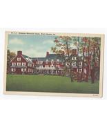 PA West Chester Hickman Memorial Home Vintage Curteich 1939 Linen Postcard - $9.45