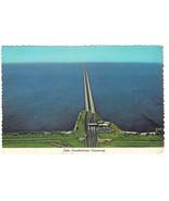 LA New Orleans Lake Ponchartrain Causeway Vtg 1977 Postcard 4X6 Pontchar... - $4.74