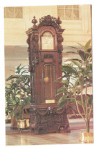LA New Orleans Hotel Monteleone French Quarter Grandfather Clock Vtg Pos... - $4.74