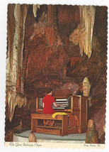 Luray Caverns VA Great Stalacpipe Organ c 1970s Postcard 4X6 - $6.36