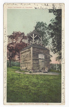 MA Lexington Old Belfry VTG 1905 UDB Massachusetts Postcard - $4.74